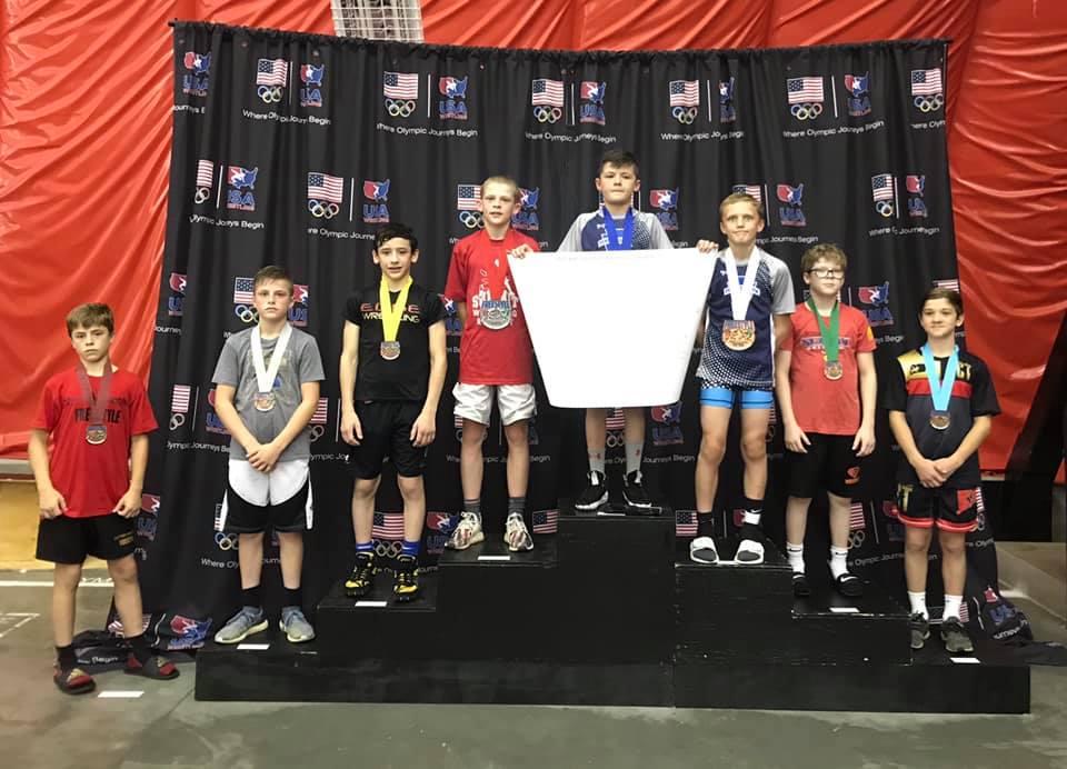 usa, wrestling, usaw, freestyle, national, championship, recap, 2019, champions, triple crown