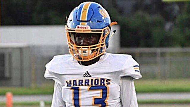 2024 ATH Demarion Jenkins earns #16 spot on Youth1's Elite101 Rankings