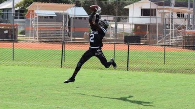 2023 DB LaCory Walker Jr. nabs spot on Youth1's Freshman450