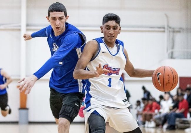 2020 PG Varun Ajjarapu is one of Tampa's top-notch floor generals
