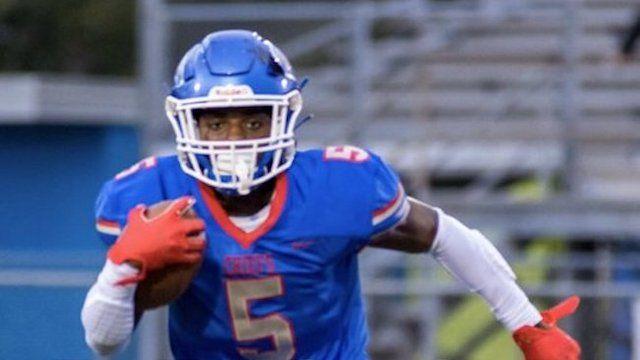 2023 ATH Quran Boyd earns spot on Youth1's Freshman450