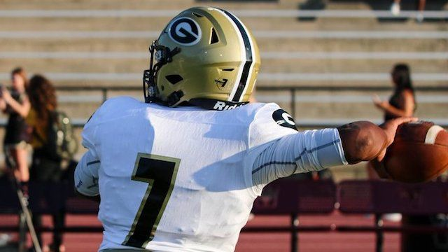 QB Raheim Jeter continues to prove he's one of 2024's premier talents