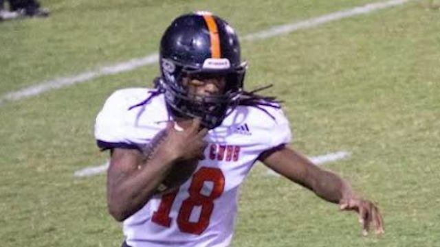 2024 ATH Ronnie Royal is earning his stripes and collecting accolades in the process