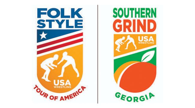 usa, wrestling, folkstyle, tour of america, southern grind