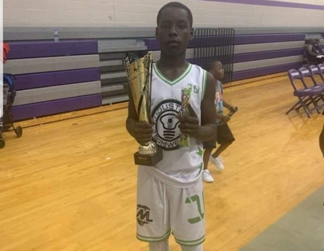 2025's Dacameron Ford is a rising prospect in the Lone Star State