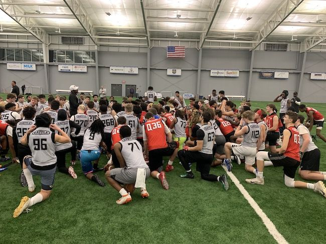 NextGen All America Camp: Elite Midwest Showcase top performers