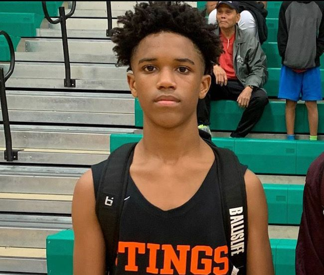 2024's Jordan Washington is one of the top rising guards in Houston