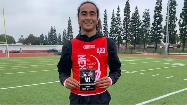 Nicholaus Iamaleava Jr. is proving to be one of 2023's elite QB talents