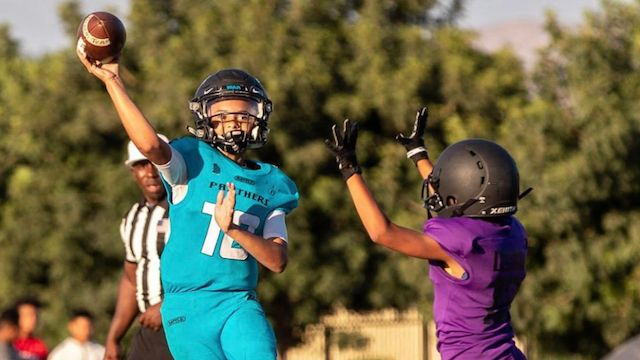 2026 QB Julian Lewis is youth football's next big thing
