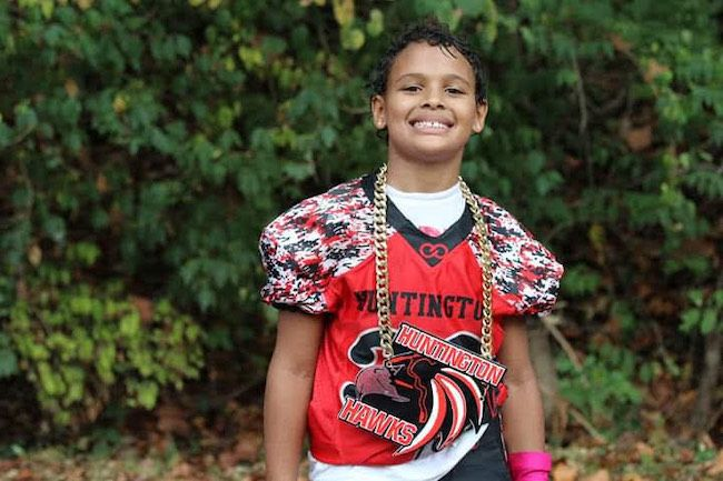 2027's Andreas Reese brings a blend of power and speed on both sides of the ball