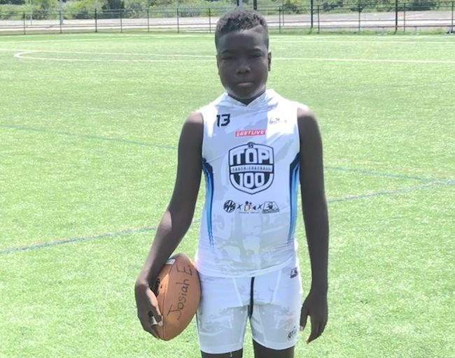 2027's Josiah Everett brings a cerebral approach to the QB position