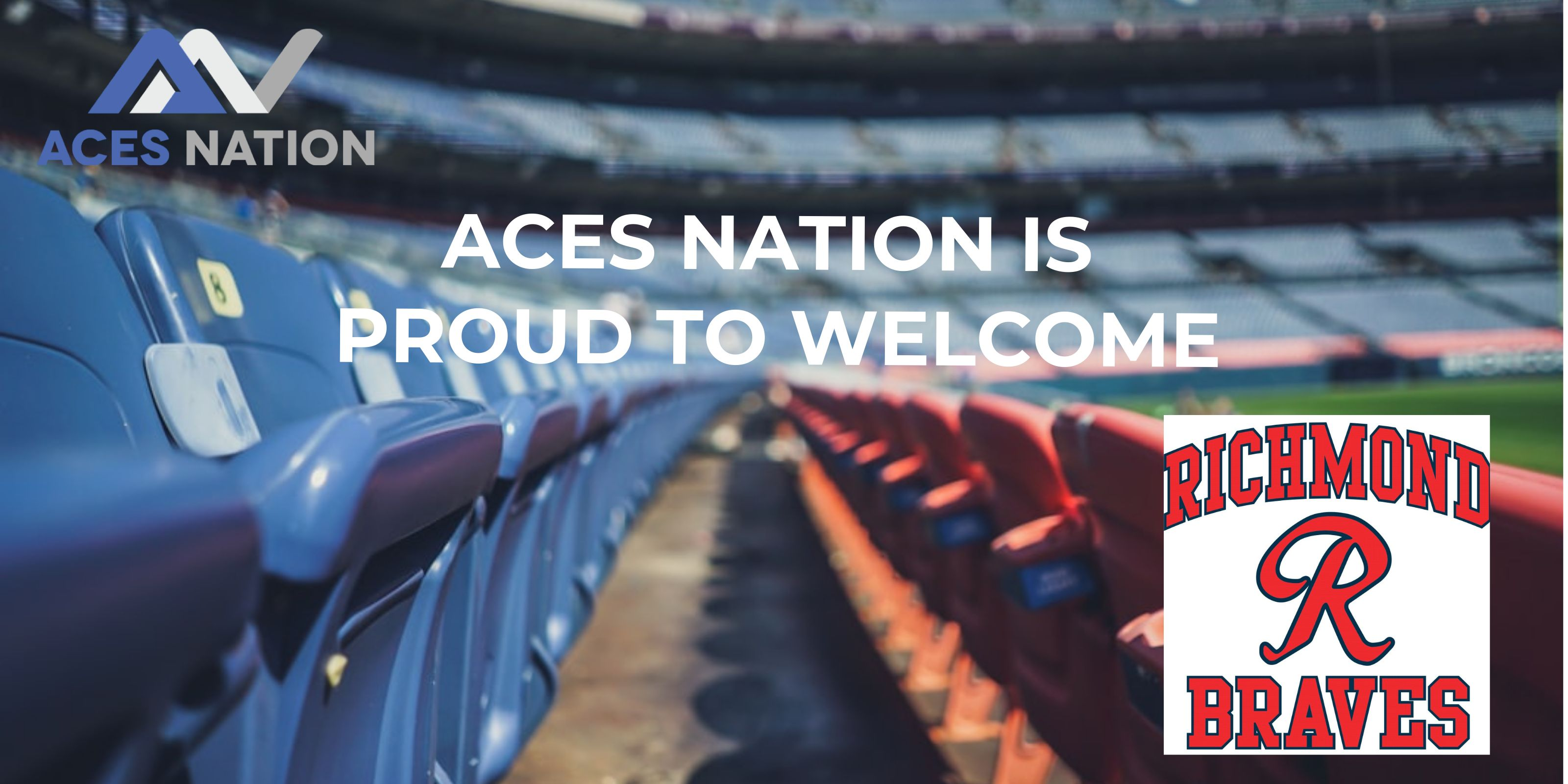 richmond braves join aces nation
