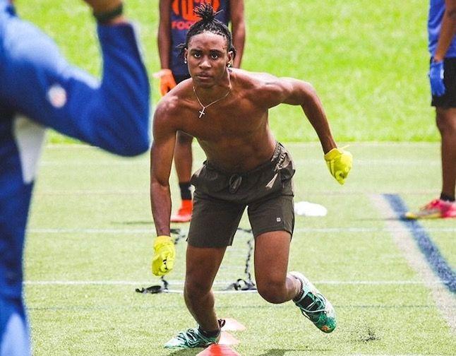 2022's Jeremiah Oscar prides himself on being a lockdown defender