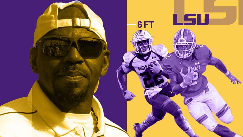 Recruiting Tip: LSU on the lookout for