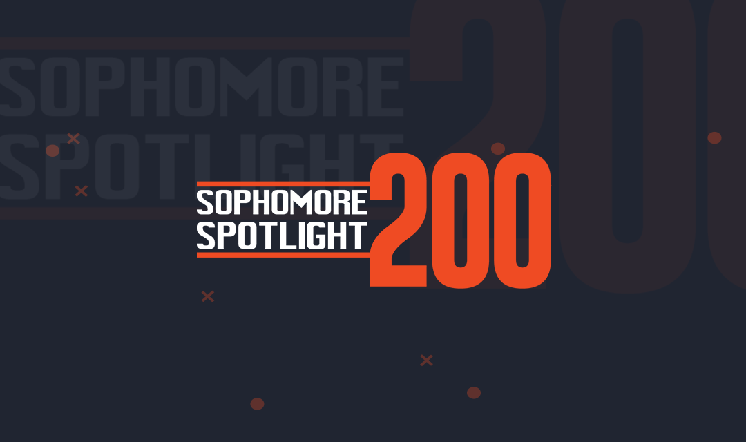 sophomore spotlight 200