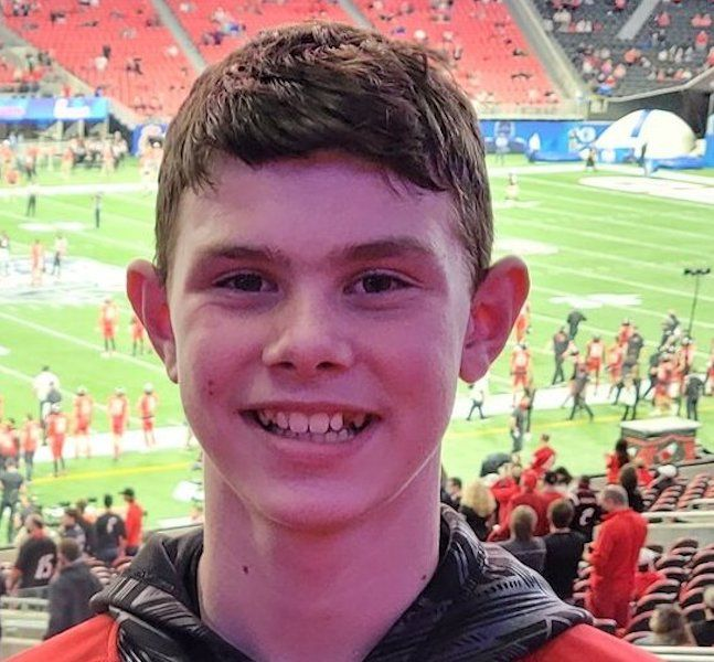 2026's Garrison Cantrell is a savvy quarterback with excellent mental fortitude