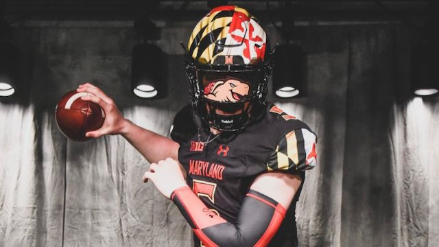 2023 QB Robert Long commits to the University of Maryland