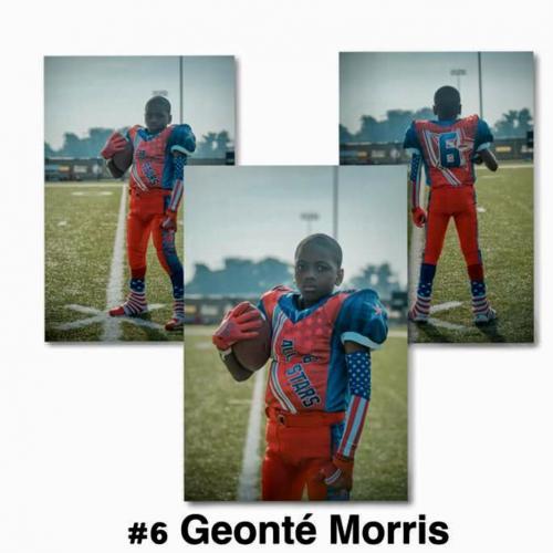 Geonté Morris