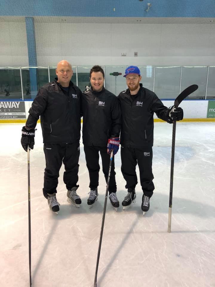 BH Hockey Staff