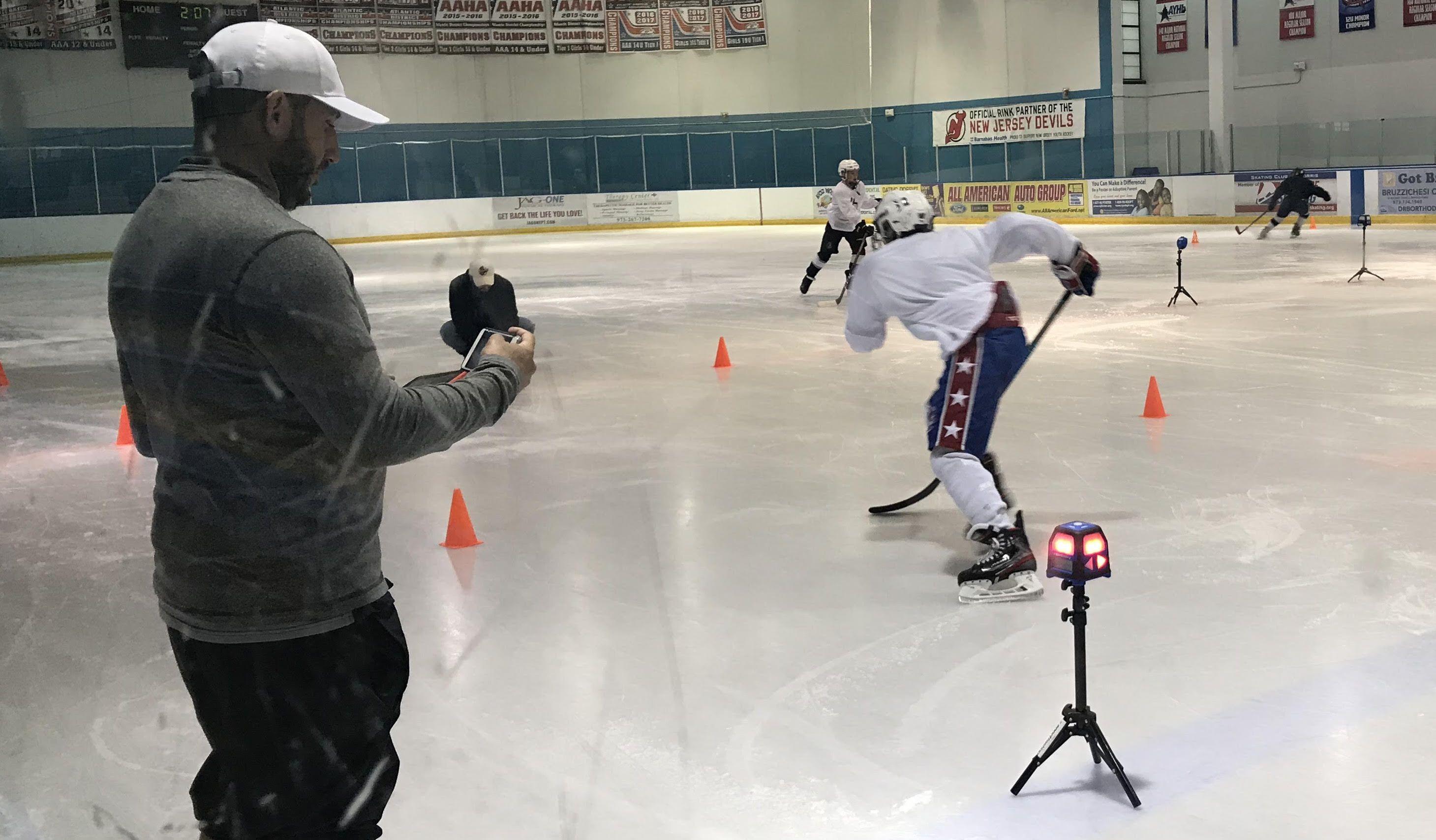 BH Hockey Skills Camp Test