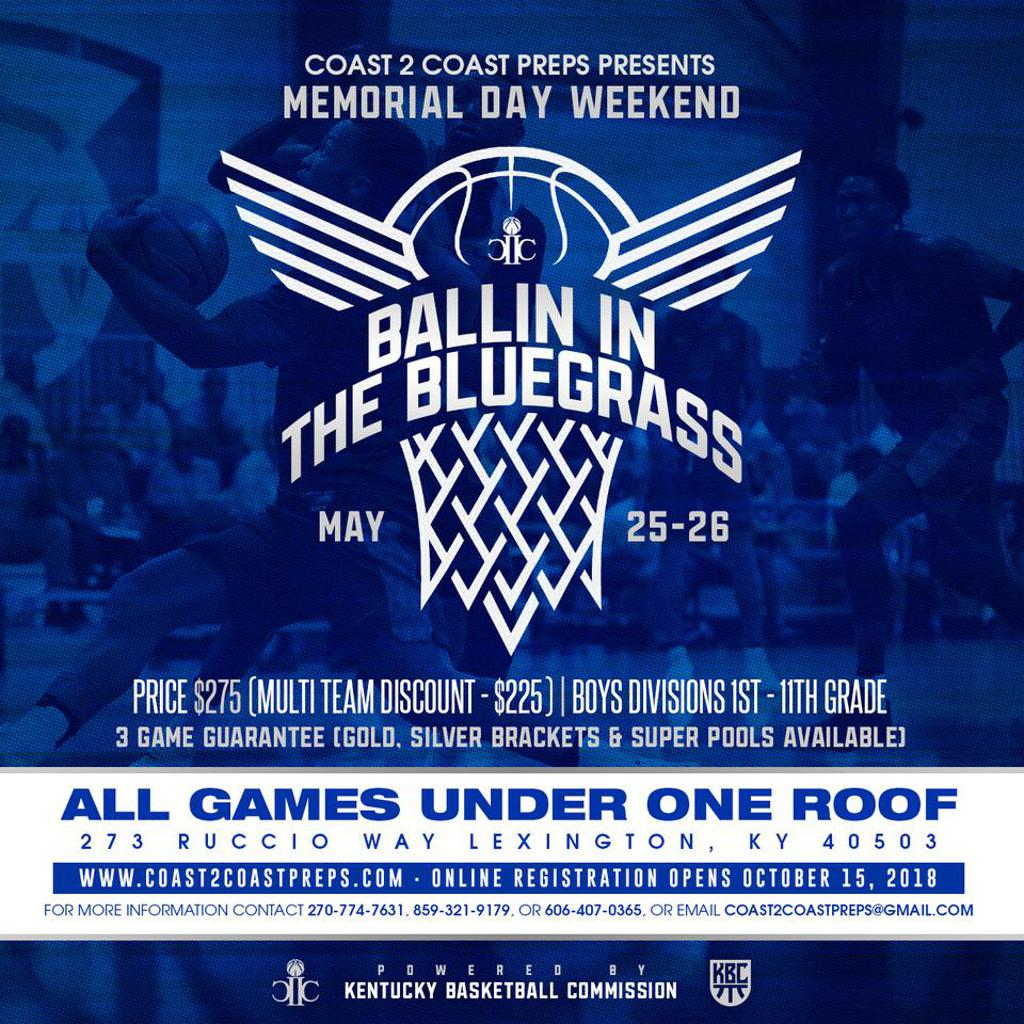 Image result for ballin in the bluegrass coast to coast