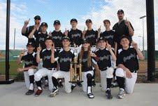 September Baseball Rankings 13U - #5-1   Youth1