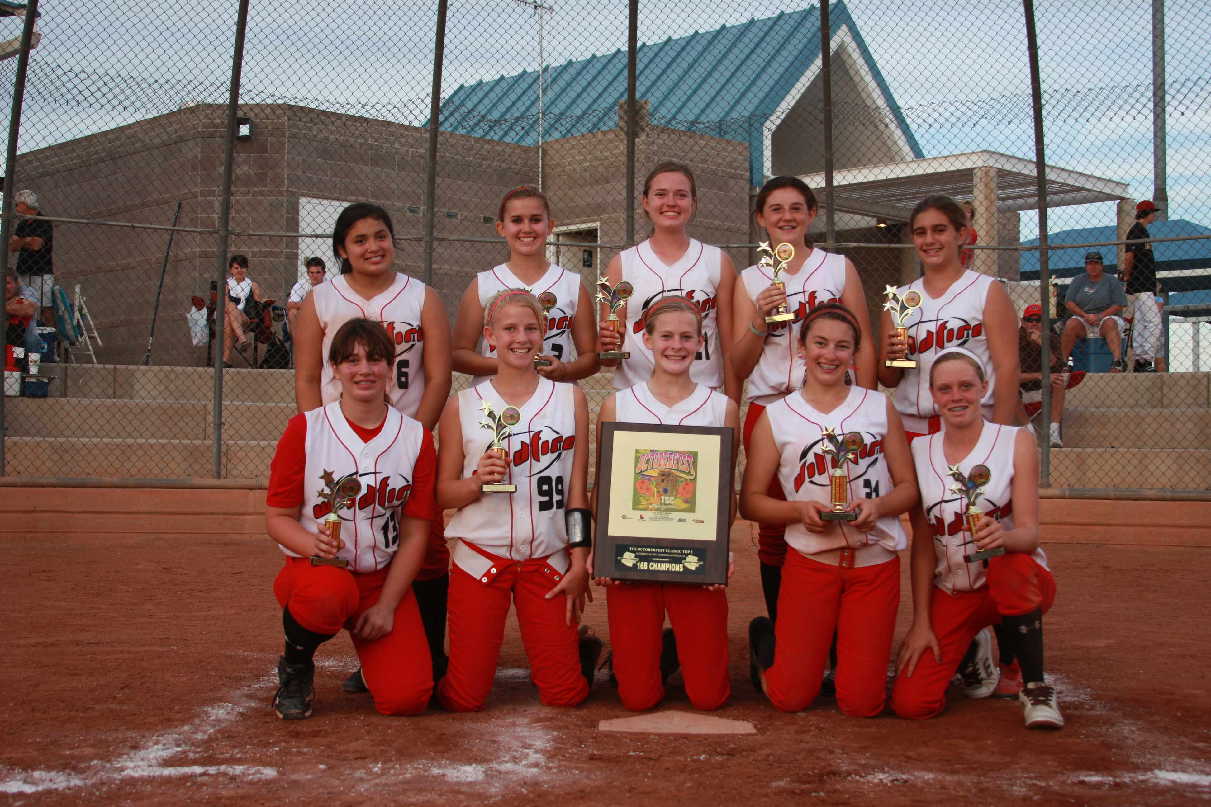 Softball National Rankings: June 10th- 12B #5-1 | Youth1