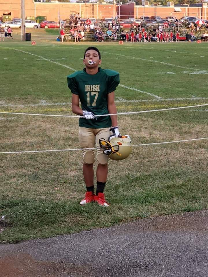 Brayden Strother from Wilberforce OH   Youth1