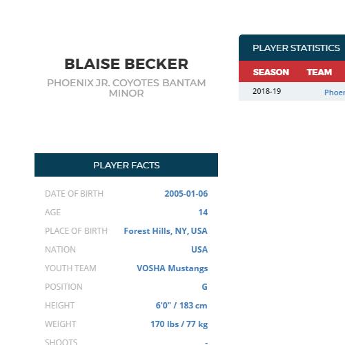 Blaise Becker