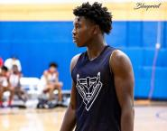 2021's Jordan Johnson is always in attack mode on both ends of the court