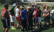 North New Jersey FBU National Championship Team Holds First Tryouts