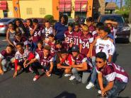Pop Warner Football season begins; some Fontana teams achieve victories - Fontana Herald News: Sports