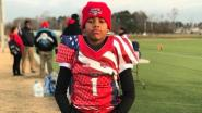2023 QB Sterling Smith shines at the Diamond All-American Bowl