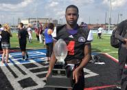 Belleville player at NFL Hall of Fame All-American football | Belleville News-Democrat