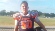 2023 OL Kyle Mixon is ready to shine at the 6th Annual Elite Middle School All-Star Game