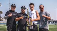 Interview: Class of 2025 Talent Wyatt Becker Wins QB Select Camp MVP Honors - Recruiting News Guru