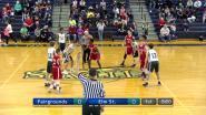 Boys Final - 2017 Nashua Middle School Basketball Tournament - YouTube
