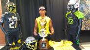 Meziah Scott continues rise as football player with prestigious honor - Sports - The Progress-Index - Petersburg, VA