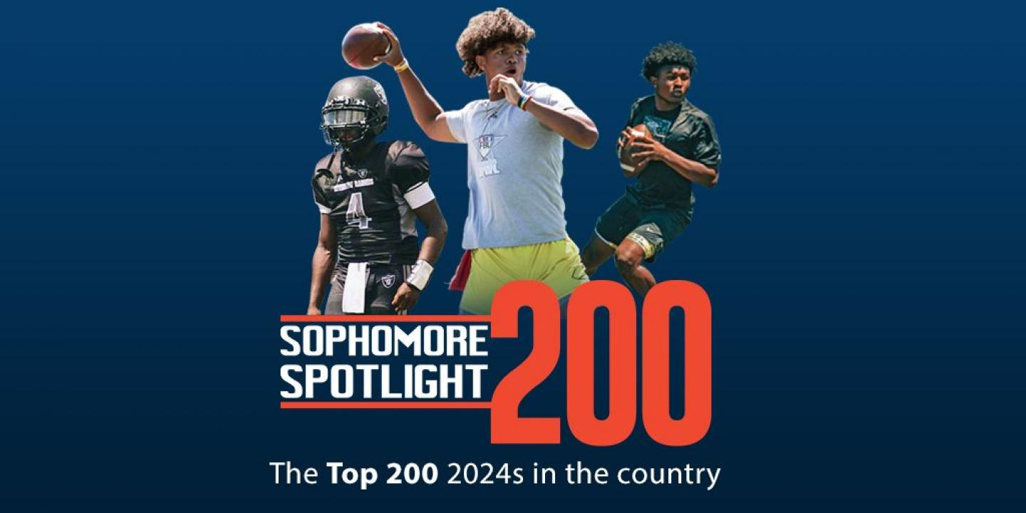 The Sophomore Spotlight 200 for the Class of 2024