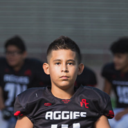 Las Cruces 6th grader participating in All American game
