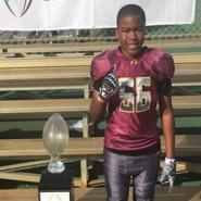 Woodward North student wins football championships | Johns Creek Herald | northfulton.com