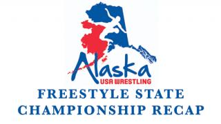 alaska, usa, wrestling, state, championship, recap, freestyle, akusaw, usaw