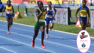 Meet Jamaica's new sprinting phenom, 14 year old Brianna Lyston