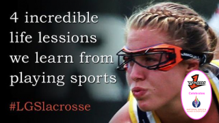 4 life lessons a lacrosse All American learned from playing sports
