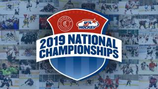 USA Hockey Nationals Results