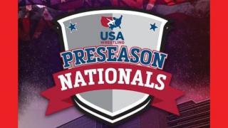 Grade School Grapplers Grab USAW Preseason Championships