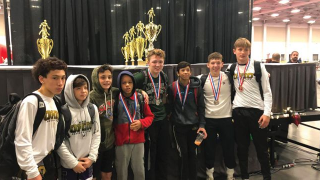 2019, vac, holiday, duals, undefeated, wrestlers, 10-0