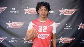 2021's Michael Watkins III prides himself on his ability to make tough catches