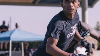 2024's Marco Coleman is one of the West Coast's top notch prospects