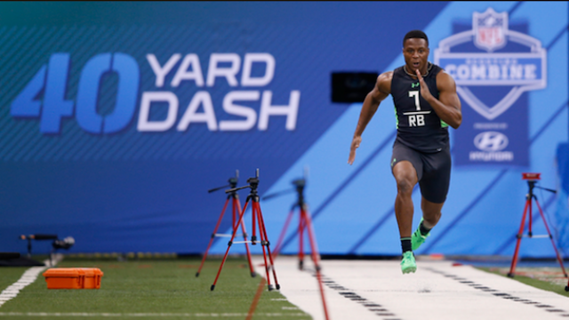 Four tips to improve your 40-yard dash time - NFL Combine - Style